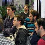 Ralf Steinmetz lobt Studenten der TU Darmstadt