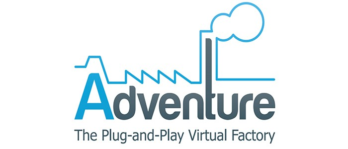 Adventure EU-Projekt Plug-and-Play Factory Industrie 4.0