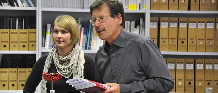 Ralf Steinmetz lobt Studenten der TU Darmstadt Elektrotechnik