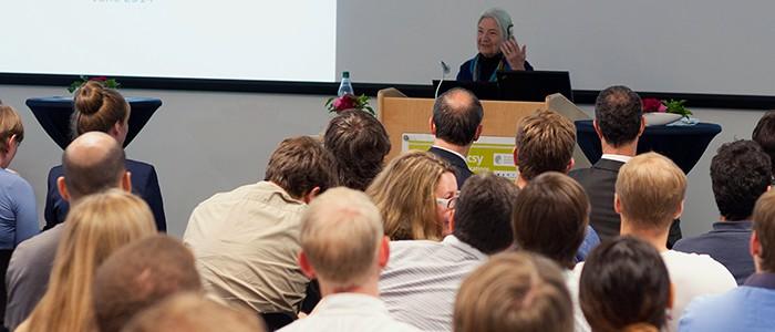 Ruzena Bajcsys Lecture TU Darmstadt