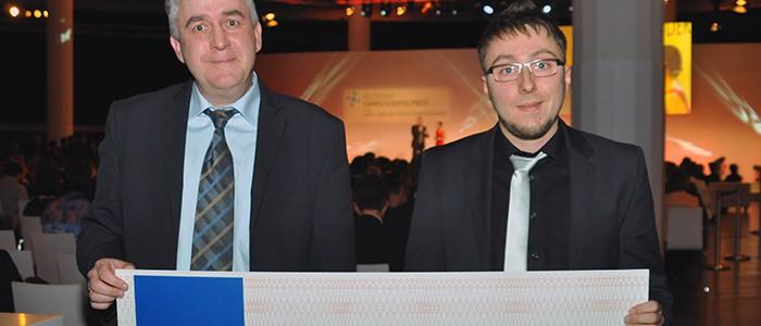 Preis UrCity TU Darmstadt Elektrotechnik Serious Games