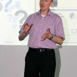 Dieter Schuller erklärt EU-Projekte