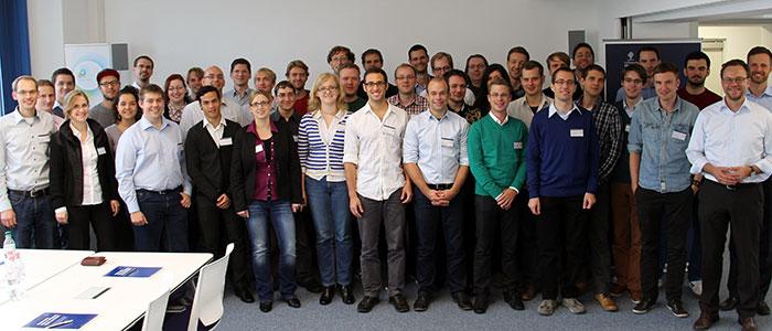 Software Campus Kickoff mit Ronny Hans und Frank Englert vom Fachgebiet Multimedia Kommunikation