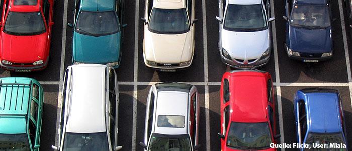 Mobilität der Zukunft: Keine Parkplätze mehr suchen