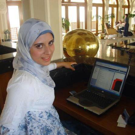 Wissenschaftlerin Laila Shoukry