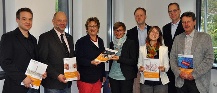 Brigitte Zypries besucht den eBusiness-Lotsen Darmstadt-Dieburg