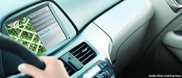 Stabiles und schnelles Internet im Auto wird immer wichtiger