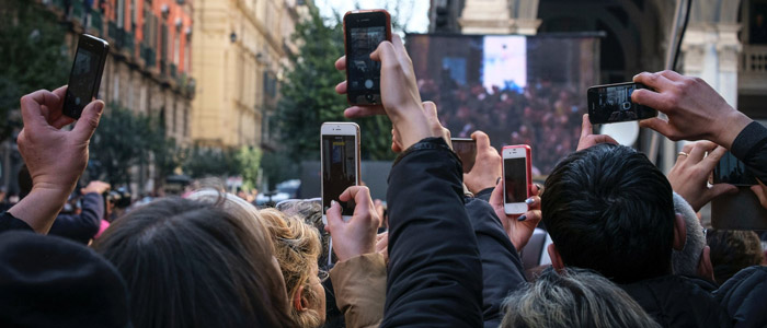 Forschung über Mobile Crowd Sensing am Fachgebiet Multimedia Kommunikation