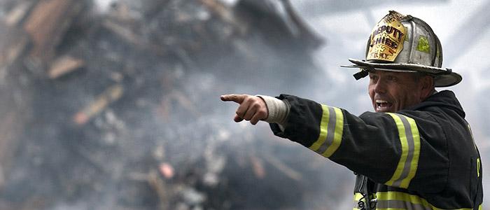 Bei einer Katastrophe können mobile Endgeräte zum Retter in der Not werden - sie ermöglichen Kommunikation, wo sonst nur Chaos herrschen würde.