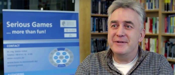 Forschung über Serious Games an der TU Darmstadt