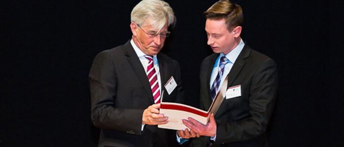 KOM-Student gewinnt Energiepreis für Abschlussarbeit.