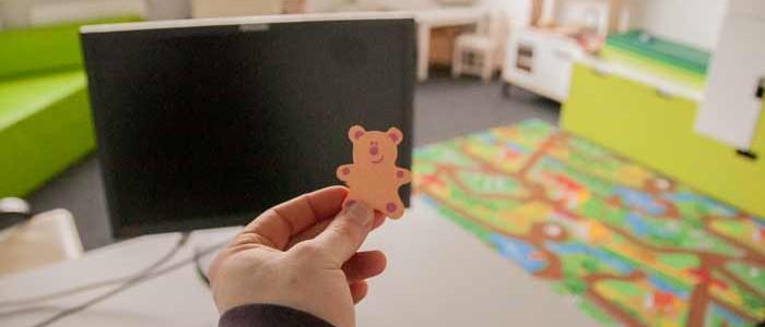 Eltern-Kind-Büro: Vereinbarkeit von Beruf und Familie am Fachgebiet KOM