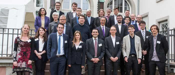 Adrian Loch receives Best PhD Dissertation Award from TU Darmstadt