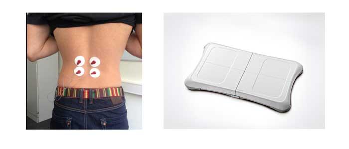 Augmented Feedback in der Diagnostik soll Rückenschmerzen vorbeugen oder lindern.
