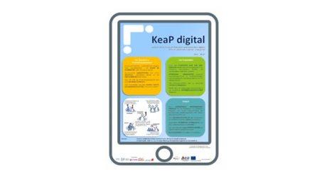 Keap Digital Logo